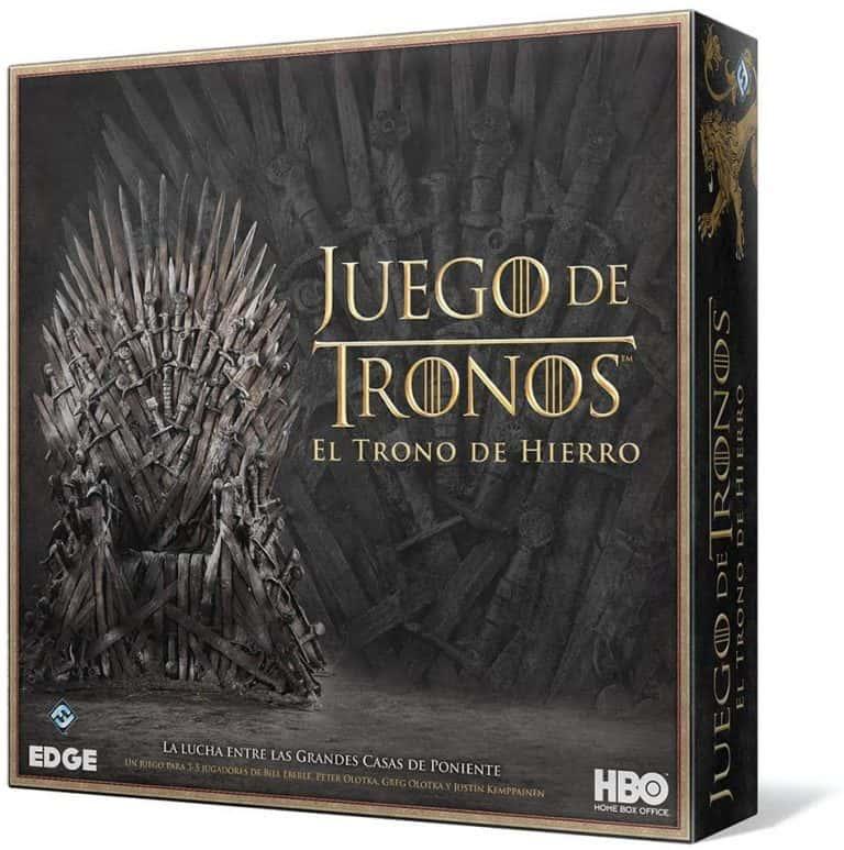 Juegos de mesa de Juego de Tronos - El trono de hierro