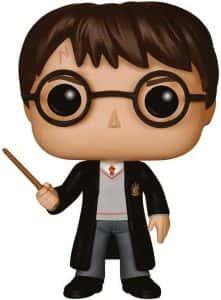 los mejores FUNKOS POP de Harry Potter - Funko de Harry Potter. Harry Potter con juguete de colección