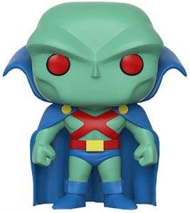 FUNKO POP de superhéroes de DC - Funko de Detective Marciano