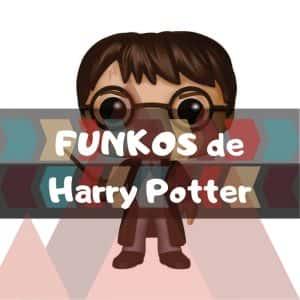 Los mejores FUNKOS POP de Harry Potter. FUNKO POP de colección de Harry Potter