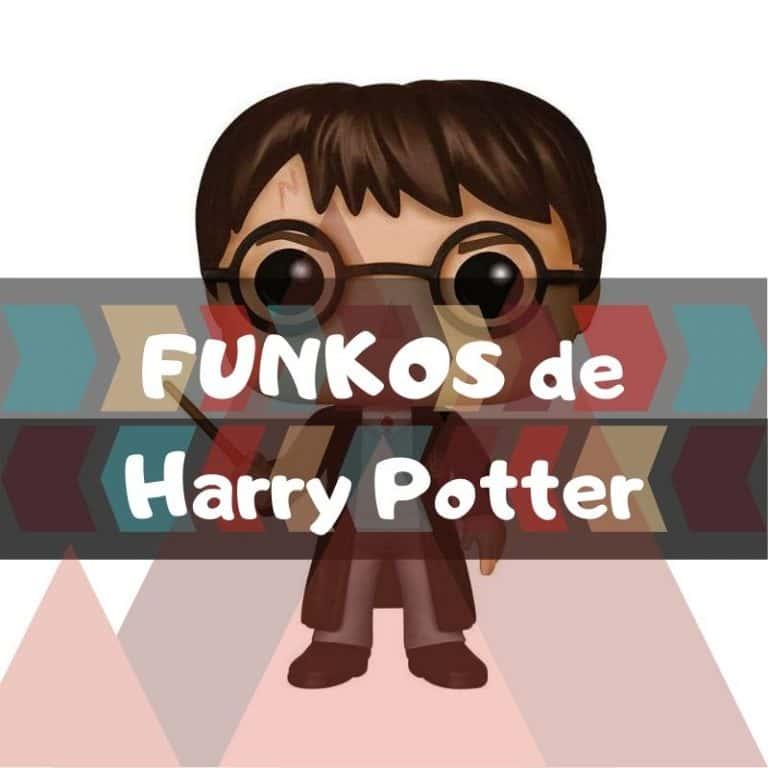 Lee más sobre el artículo Los mejores funkos POP de Harry Potter