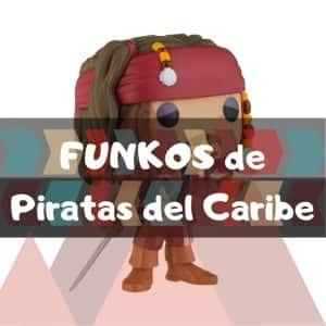Los mejores FUNKOS POP de piratas del caribe