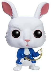 Funko POP de Alicia en el pais de las maravillas del conejo blanco