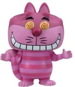 Funko POP de Alicia en el pais de las maravillas del gato cheshire version disney
