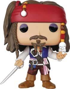Funko POP de Piratas del Caribe de Jack Sparrow 3