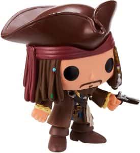 Funko de Piratas del Caribe de Jack Sparrow version 1