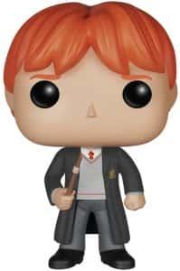 los mejores FUNKOS POP de Harry Potter - Funko de Ron Weasley