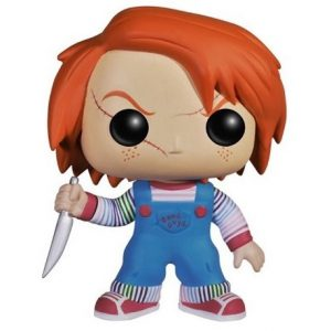 Funko POP de películas de miedo de Chucky