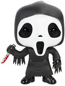 Funko POP de películas de terror de Ghostface de Scream