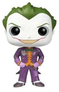 Funkos de villanos de Batman - Funko del Joker. Villano de Batman POP