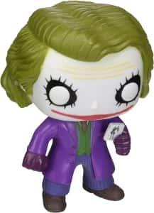 Funkos de villanos de Batman - Funko del Joker de Heath Ledger