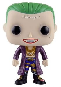 Funkos de villanos de Batman - Funko del Joker de Jared Leto