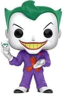 Funkos de villanos de Batman - Funko del Joker de la serie animada