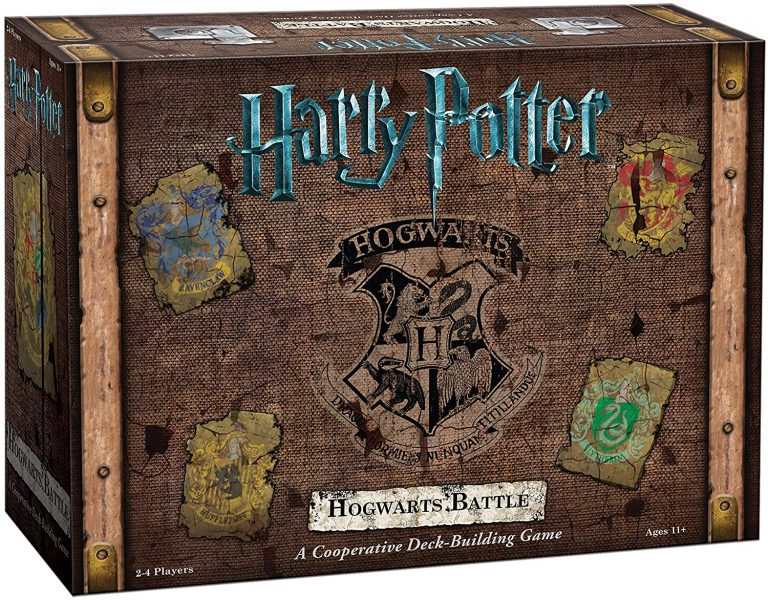 Juegos de mesa de Harry Potter - Harry Potter Cartas en Ingles