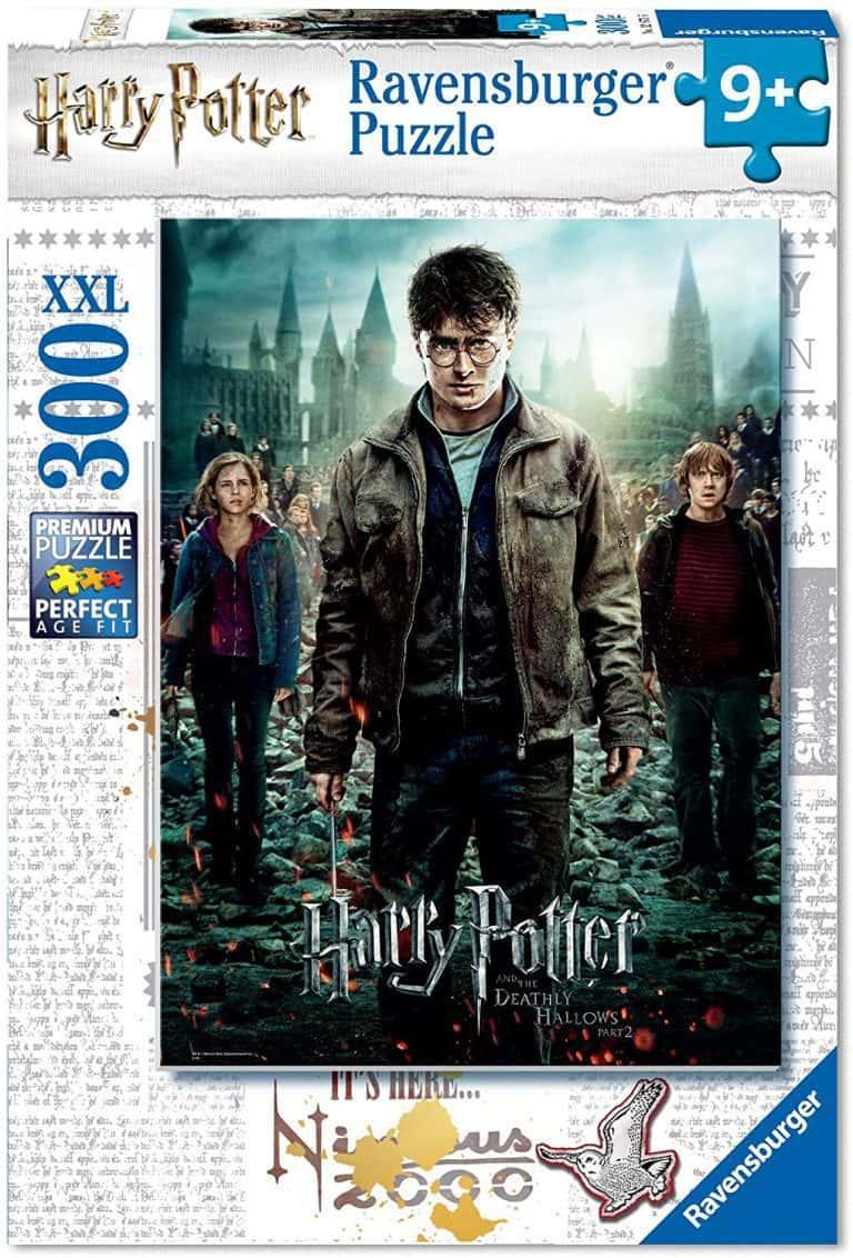 Colección de Puzzles de Harry Potter - Puzzle de Harry Potter y las Reliquias de la Muerte
