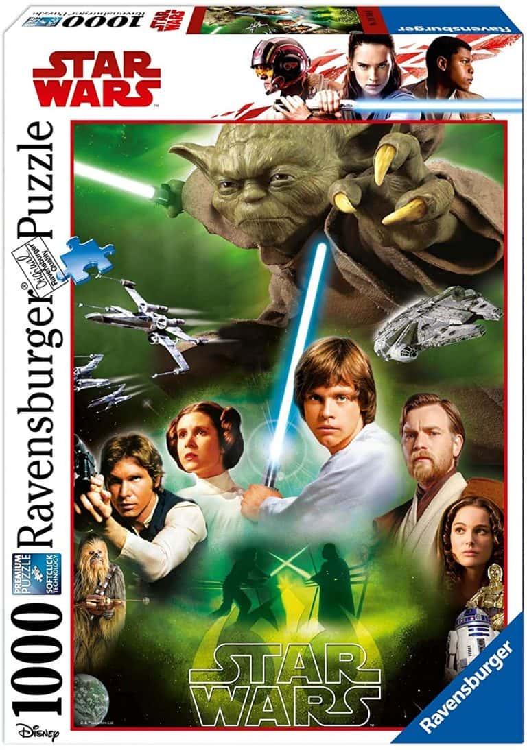 Puzzles de Star Wars - Historias de Star Wars