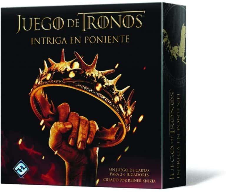 Juegos de mesa de Juego de Tronos - Intriga en poniente de juego de tronos