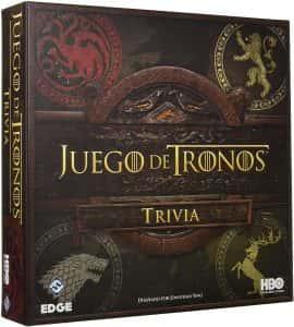 Juegos de mesa de Juego de Tronos - Trivial de Juego de Tronos