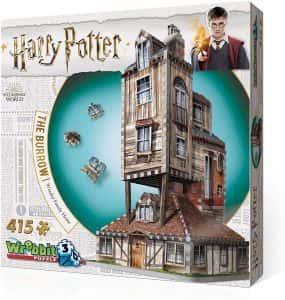 Puzzles en 3d - Puzzle de la madriguera de Harry Potter