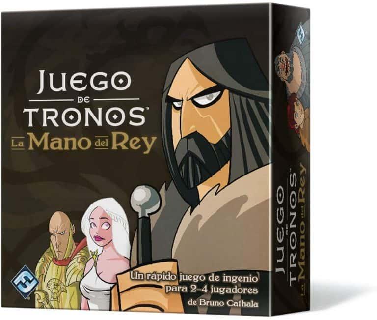 Juegos de mesa de Juego de Tronos - Juego de la mano de Rey. Juego de ingenio de Game of thrones