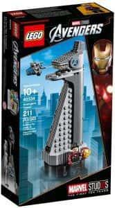Sets de Lego de construcción de Marvel Vengadores - LEGO la torre de los vengadores de Ironman
