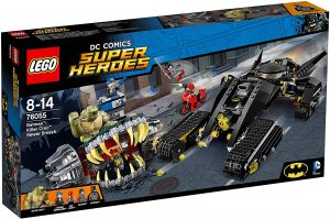 los mejores sets de LEGO de Batman vs Killer Croc