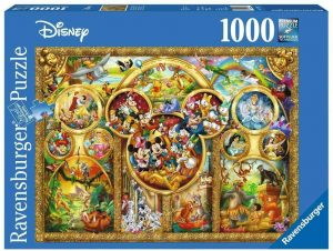 Puzzle de Disney de lo mejor de Disney