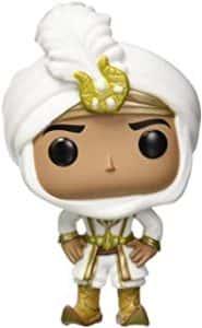 Los mejores FUNKO POP de Aladdin - Funko de Principe Ali Live Action