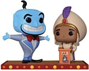 Los mejores FUNKO POP de Aladdin - Funko del genio pide un deseo