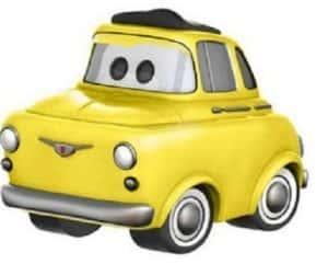 Los mejores FUNKO POP de Cars - Funko de Disney Pixar de Luigi