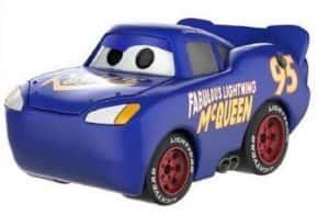 Los mejores FUNKO POP de Cars - Funko de Disney Pixar de Rayo McQueen azul