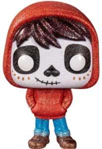 Los mejores FUNKO POP de Coco - Funko de Disney Pixar de Miguel con purpurina