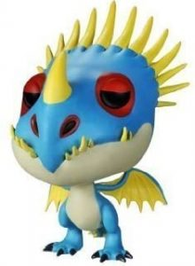 Los mejores FUNKO POP de Como entrenar a tu dragon - Funko de Tormenta