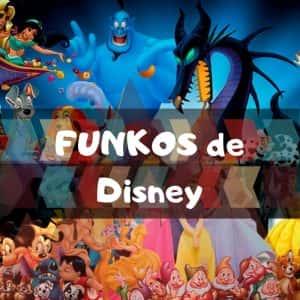 Los mejores FUNKO POP de Disney - FUNKOS POP de personajes de Disney