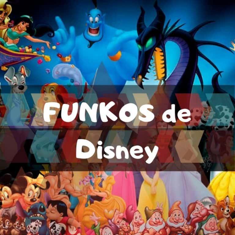 Los mejores funkos POP de personajes de Disney