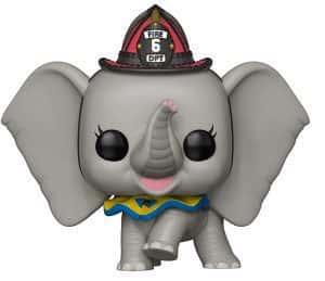 Los mejores FUNKO POP de Disney - Funko de Dumbo bombero