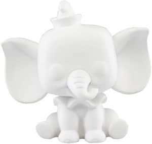 Los mejores FUNKO POP de Disney - Funko de Dumbo colorear