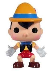 Los mejores FUNKO POP de Disney - Funko de Pinocho 2