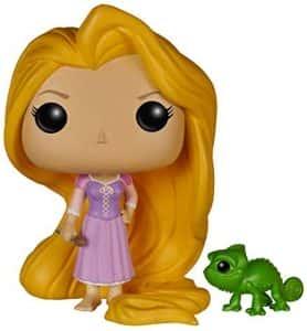 Los mejores FUNKO POP de Disney - Funko de Rapunzel y Pascal