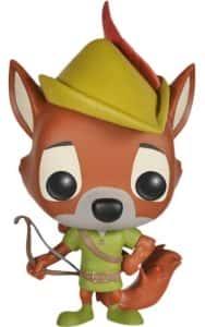 Los mejores FUNKO POP de Disney - Funko de Robin Hood