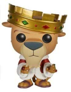 Los mejores FUNKO POP de Disney - Funko de Robin Hood del principe John