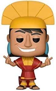 Los mejores FUNKO POP de Disney - Funko del Emperador y sus locuras - Emperador Kuzco