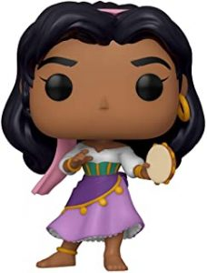 Los mejores FUNKO POP de Disney - Funko del Jorobado de Notre Dame Esmeralda