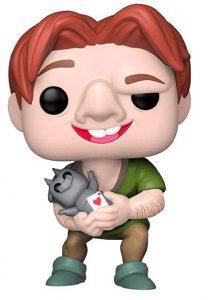 Los mejores FUNKO POP de Disney - Funko del Jorobado de Notre Dame Quasimodo con gárgola