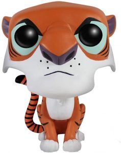 Los mejores FUNKO POP de Disney - Funko del Libro de la Selva de Shere Khan