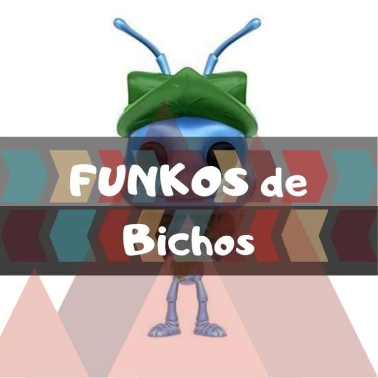 Los mejores funkos POP de Bichos