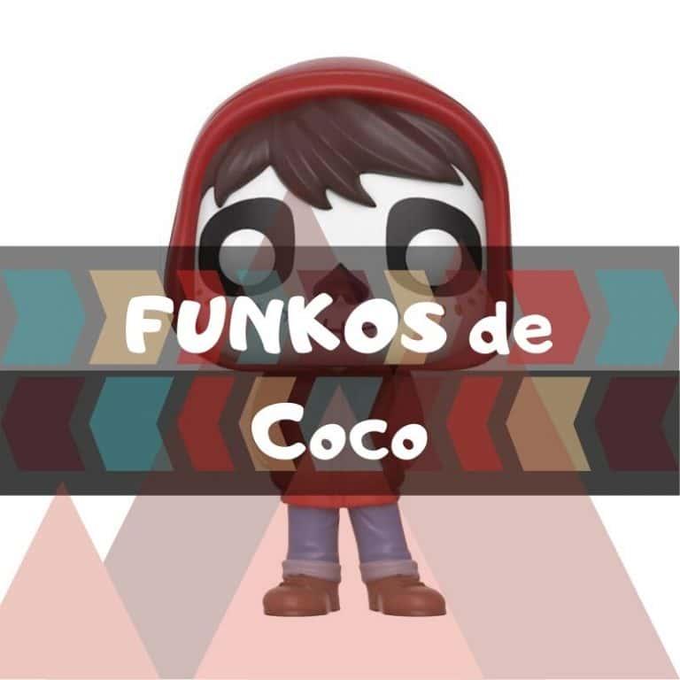 Los mejores funkos POP de Coco