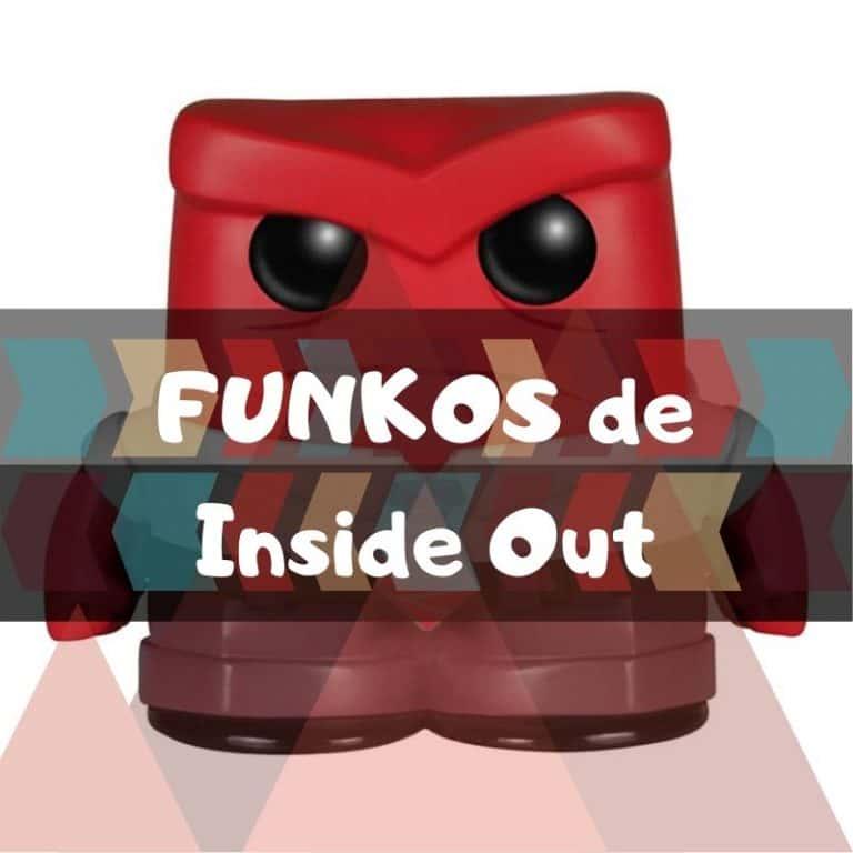 Lee más sobre el artículo Los mejores funkos POP de Inside Out
