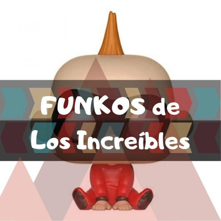 Los mejores funkos POP de Los Increíbles