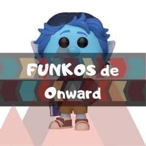 Los mejores FUNKO POP de Disney Pixar de Onward